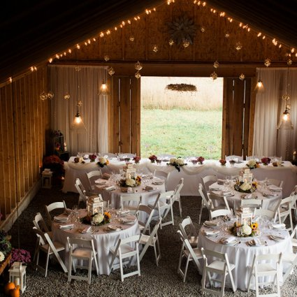 Compass Rose Suites featured in Top GTA Venues for a Romantic Barn Wedding