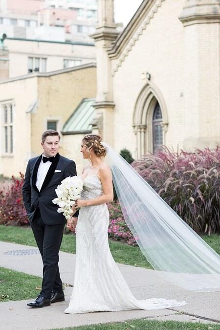 Wedding at The King Edward Hotel, Toronto, Ontario, Avenue Photo, 20