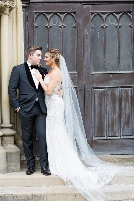 Wedding at The King Edward Hotel, Toronto, Ontario, Avenue Photo, 21