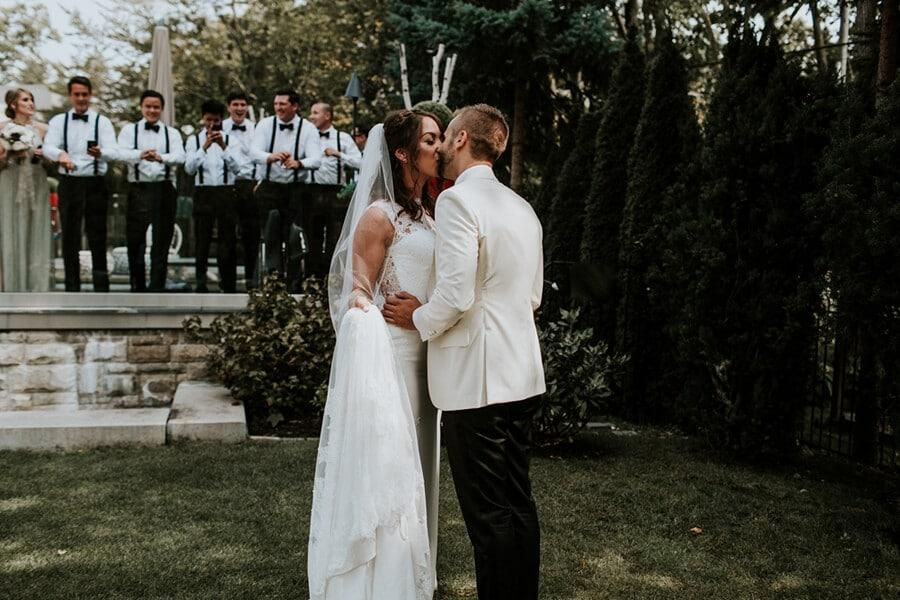 Wedding at Steam Whistle Brewery, Toronto, Ontario, Brandon Scott Photography, 18