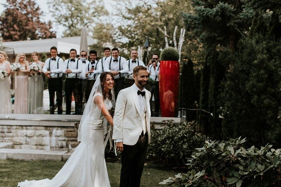 Wedding at Steam Whistle Brewery, Toronto, Ontario, Brandon Scott Photography, 15