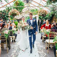 Candy and Tony's Magical Wedding at Madsen's Banquet Hall