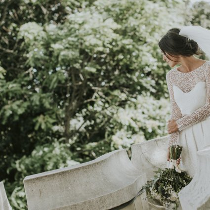 Thumbnail for Marissa and Will's Fairy-Tale Wedding at the Always Enchantin…