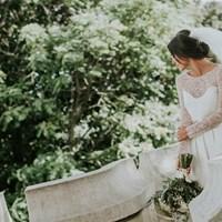 Marissa and Will's Fairy-Tale Wedding at the Always Enchanting Casa Loma