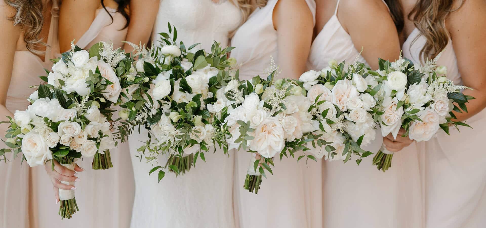Hero image for Erica and Michael's Modern-yet-Elegant Wedding at The Arlington Estate