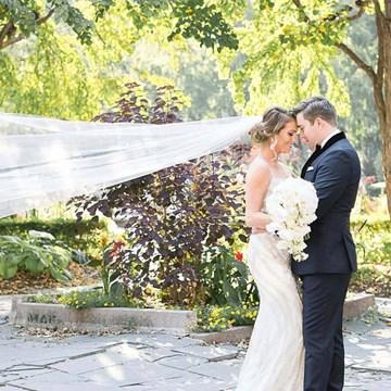 Jackie and Keegan's Elegant King Edward Hotel Wedding
