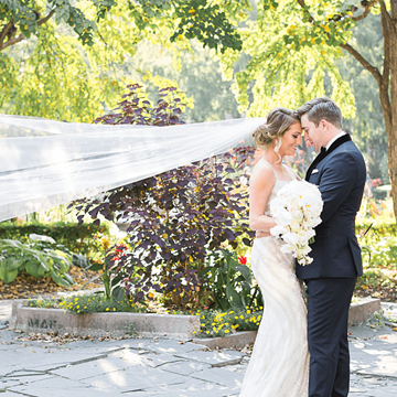 Jackie and Keegan's Elegant King Edward Hotel Wedding