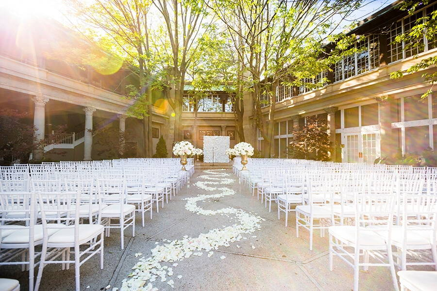 Liberty Grand Outdoor Wedding Venue