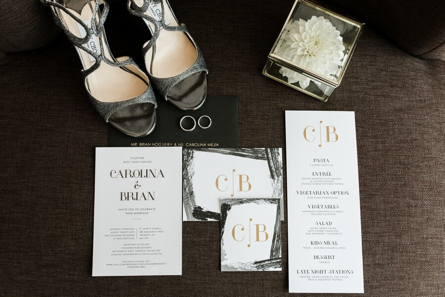 Wedding at The Burroughes, Toronto, Ontario, Lindsie Grey, 1