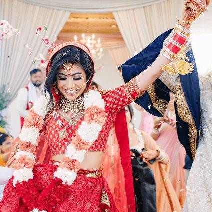 Thumbnail for Rima and Tushar's Stunning 2-Day Toronto Wedding Celebration
