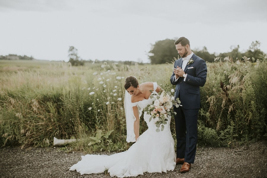 Wedding at Earth To Table Farm, Toronto, Ontario, Lori Waltenbury, 26