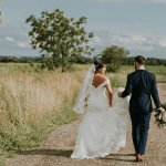Thumbnail for Courtney and Nick's Elegant Barn Wedding at Earth to Table Farm
