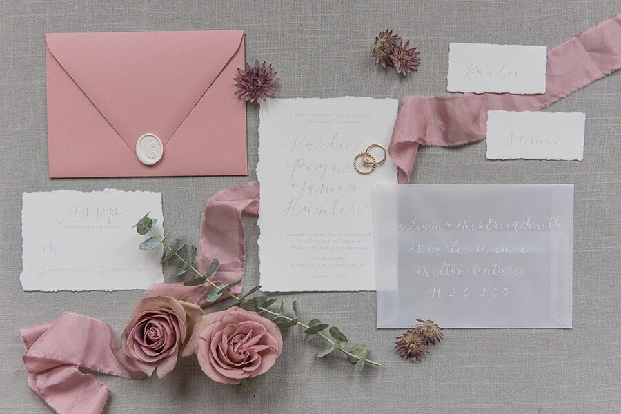 dreamy mauve inspired styled shoot, 1
