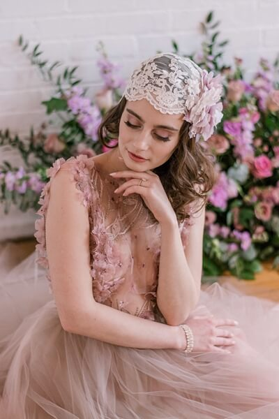 dreamy mauve inspired styled shoot, 21