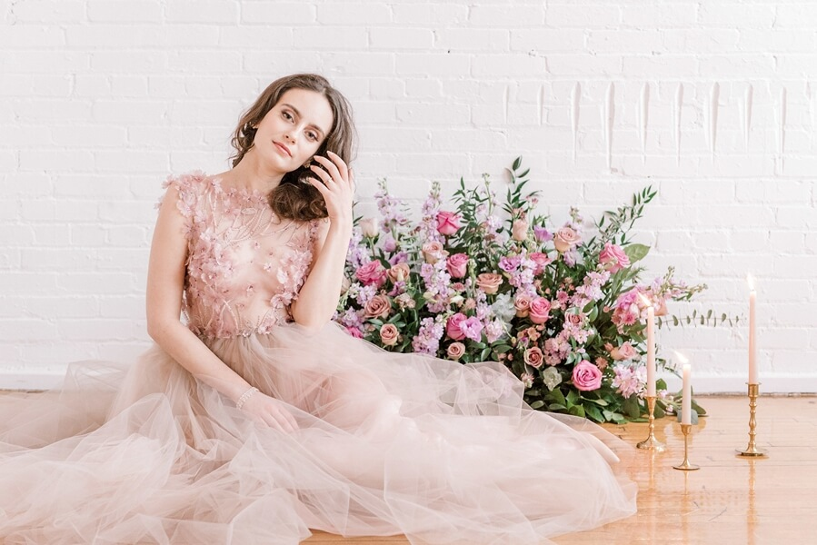 dreamy mauve inspired styled shoot, 22