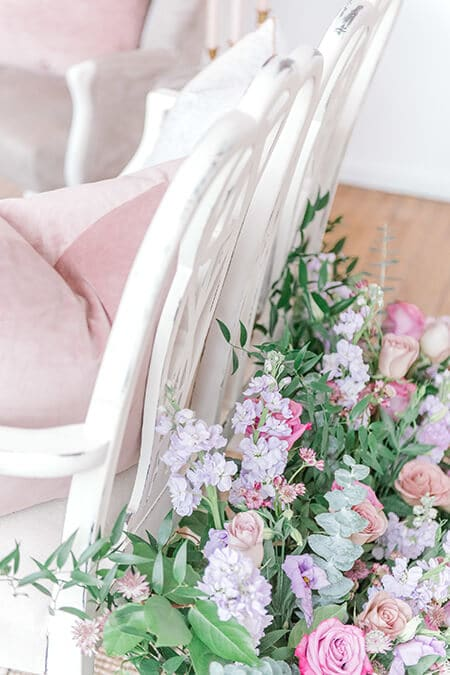 dreamy mauve inspired styled shoot, 24
