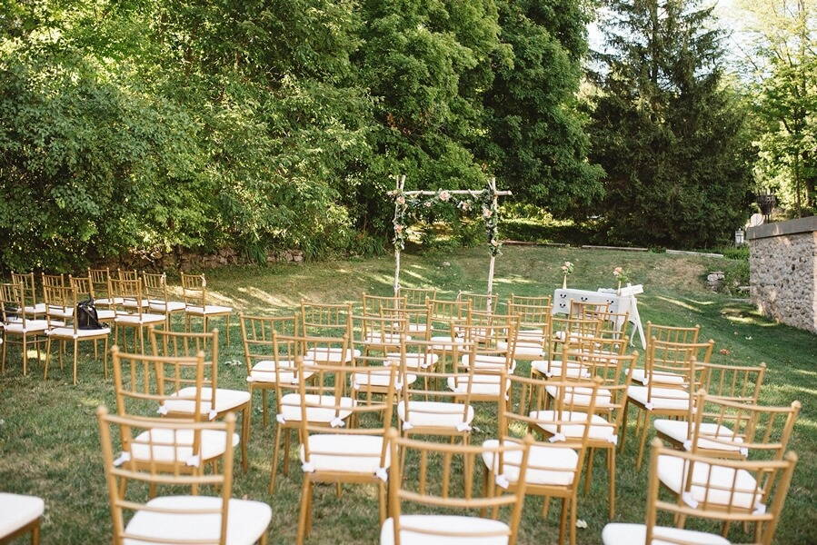 Alton Mill Outdoor Wedding Venue
