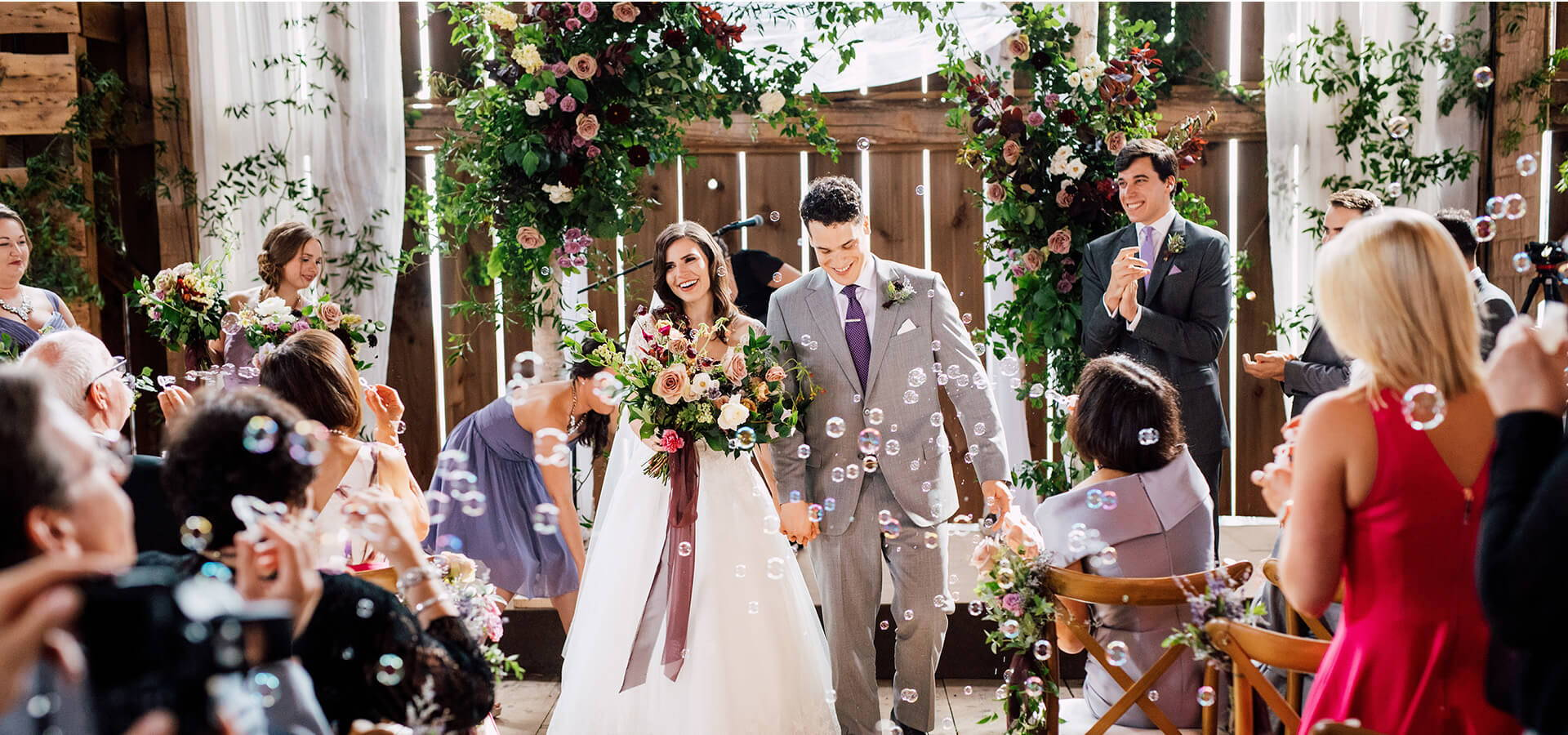 Hero image for Tips from the Pros: When To Book Your Preferred Wedding Vendors