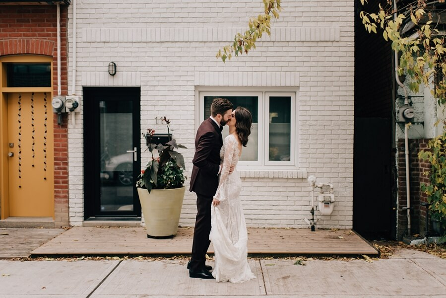 Wedding at 99 Sudbury Event Space, Toronto, Ontario, Sara Monika Photographer, 3