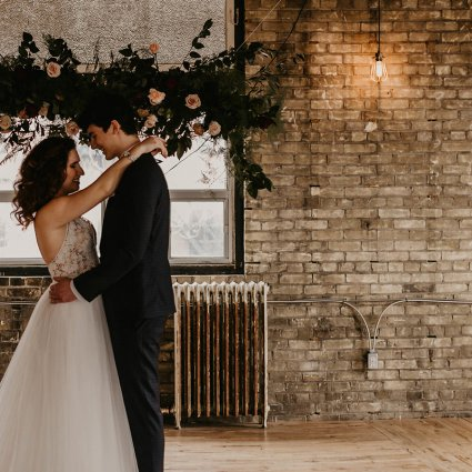 Thumbnail for A Playfully Romantic Style Shoot at The Jam Factory