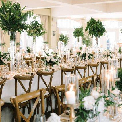 Thumbnail for Elynn and Joe's Elegant Garden Wedding at the Sherwood Inn