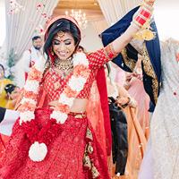 Rima and Tushar's Stunning 2-Day Toronto Wedding Celebration