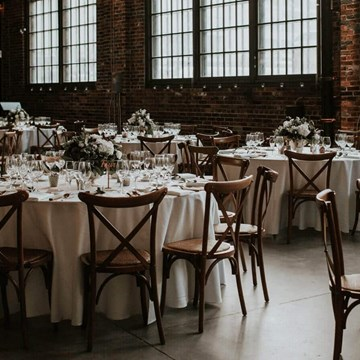 Adah and Phil's Rustically Romantic Wedding at the Steam Whistle