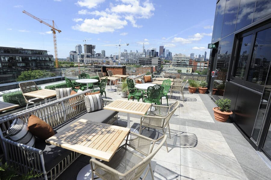 patio guide special events toronto, 22