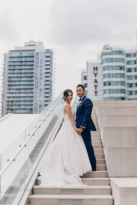 April and Ivan's Dragon Boat Themed Wedding at Malaparte 22