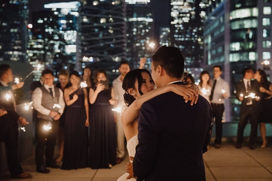 April and Ivan's Dragon Boat Themed Wedding at Malaparte 41