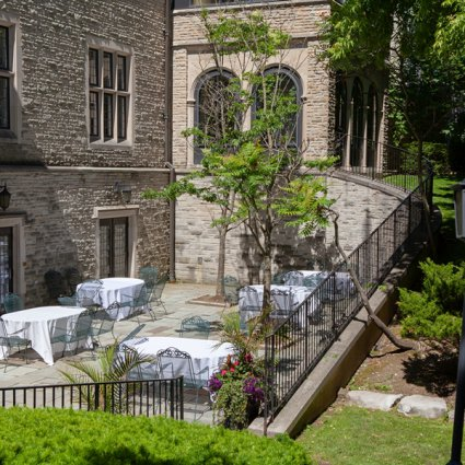 Estates of Sunnybrook featured in EventSource's Definitive Patio Guide for Special Events in To…