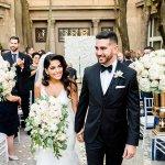 Thumbnail for Dalia and Cameron's Elegant Liberty Grand Wedding