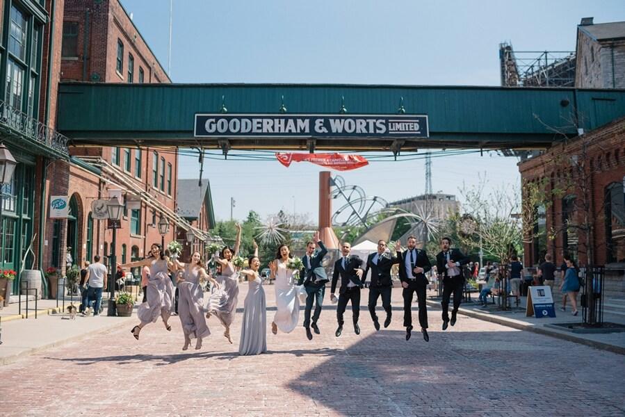 Wedding at Airship 37, Toronto, Ontario, Olive Photography, 25