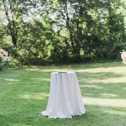 O Weddings and Events featured in Jennifer and Victor's Sweet Wedding at the Richmond Hill Golf…