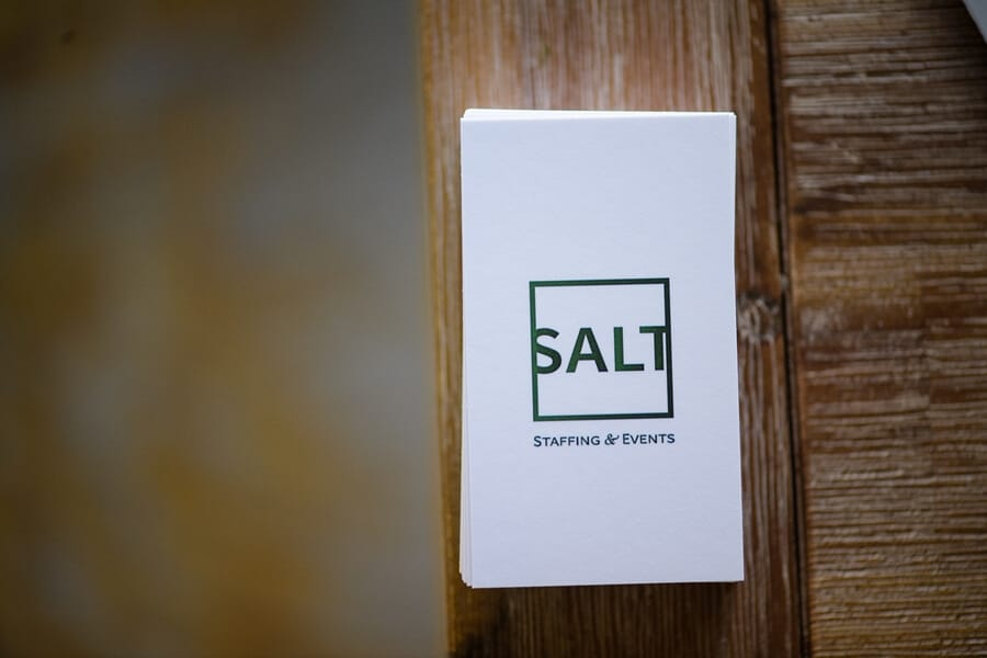 salt staffing events launch party, 1