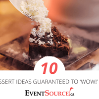 10 Unique Specialty Dessert Ideas For Your Next Special Event