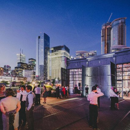 Steam Whistle Brewery featured in EventSource's Definitive Patio Guide for Special Events in To…