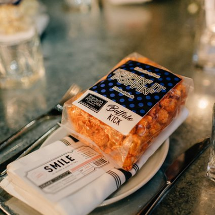 Toronto Popcorn Company featured in 10 Unique Specialty Dessert Ideas For Your Next Special Event