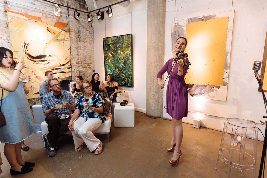 arta gallery open house, 19
