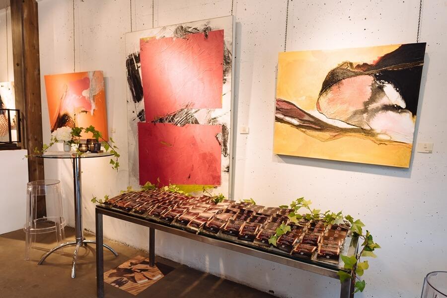 arta gallery open house, 2