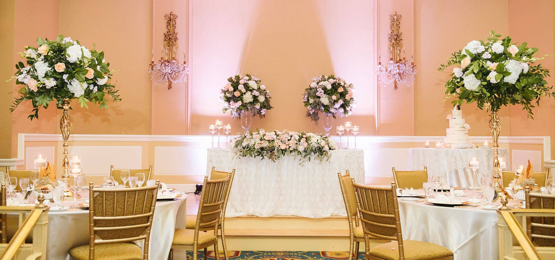 Hero image for Theresa and Michael's Classically Elegant Wedding at The Fairmont