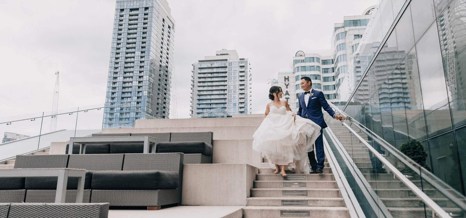 Hero image for April and Ivan's Dragon Boat Themed Wedding at Malaparte