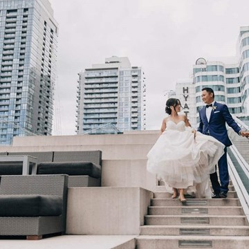 April and Ivan's Dragon Boat Themed Wedding at Malaparte