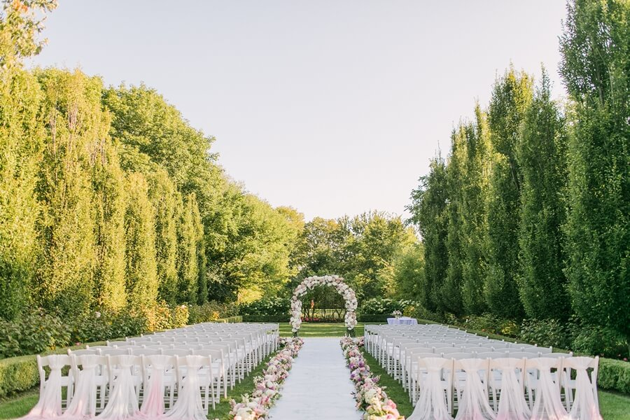 Graydon Hall Outdoor Wedding Venue
