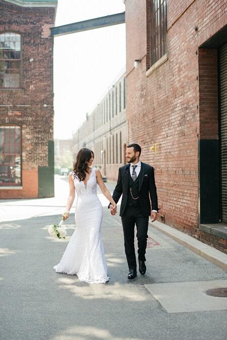 Wedding at 99 Sudbury Event Space, Toronto, Ontario, Mango Studios, 27