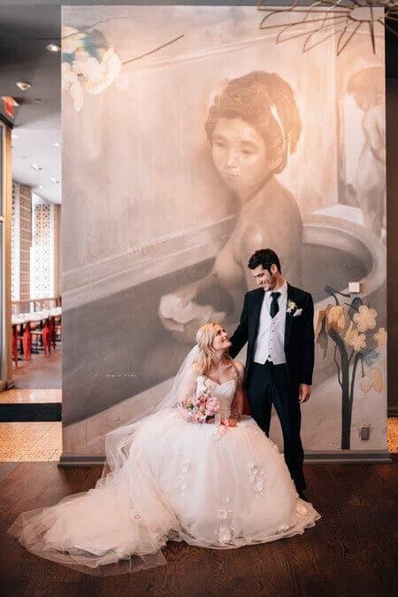 Wedding at The Argonaut Rowing Club, Toronto, Ontario, Olive Photography, 14