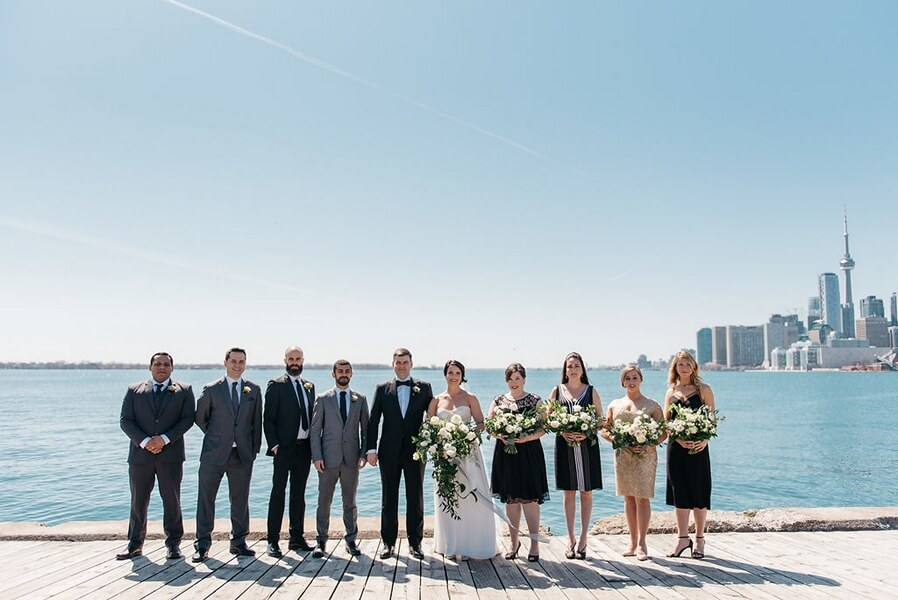 Wedding at The Great Hall, Toronto, Ontario, Olive Photography, 12