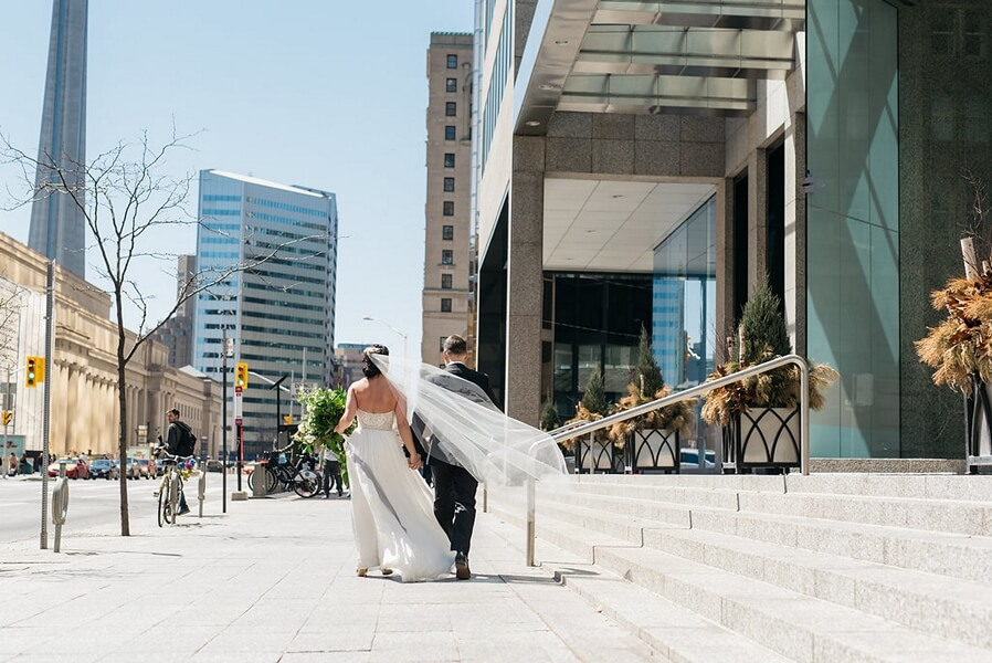 Wedding at The Great Hall, Toronto, Ontario, Olive Photography, 11