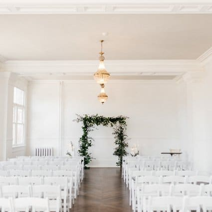 The Great Hall featured in Alanna and Jimmy's Joyous Wedding at The Great Hall