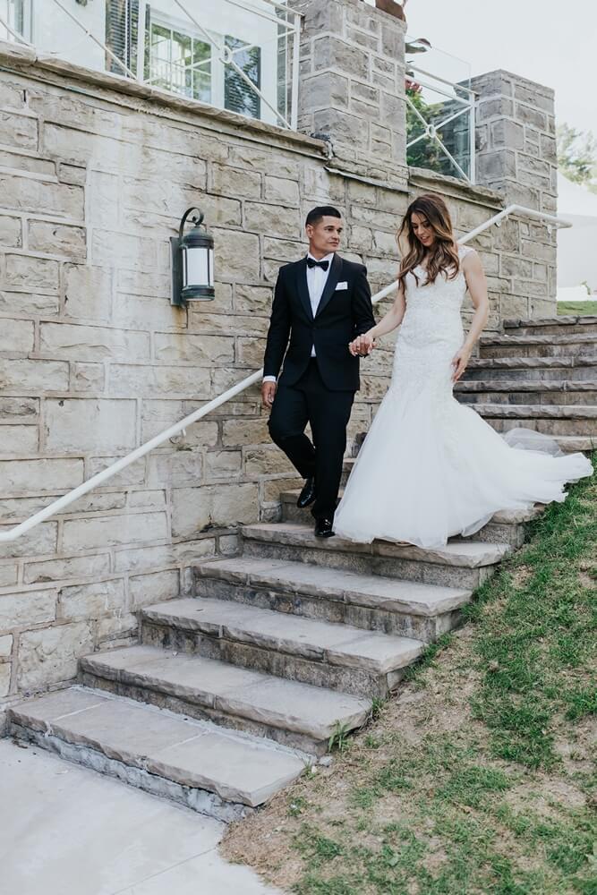 Wedding at Harding Waterfront Estate, Mississauga, Ontario, The Love Studio, 15